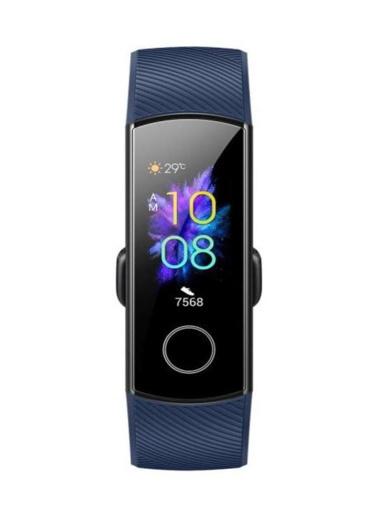 Honor Band 5 Mavi Su Geçirmez Amoled Ekran Akıllı Bileklik Saat Mavi
